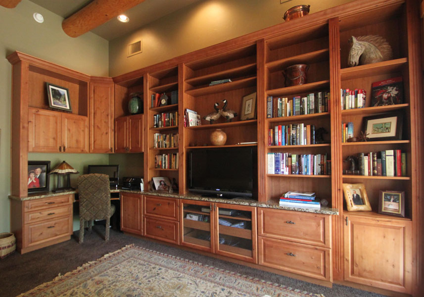 Wall Unit Ten. Entertainment Center