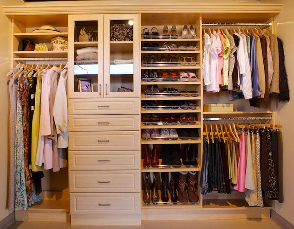 Walk In Closets Wall Closets Amp Accessories For Closet