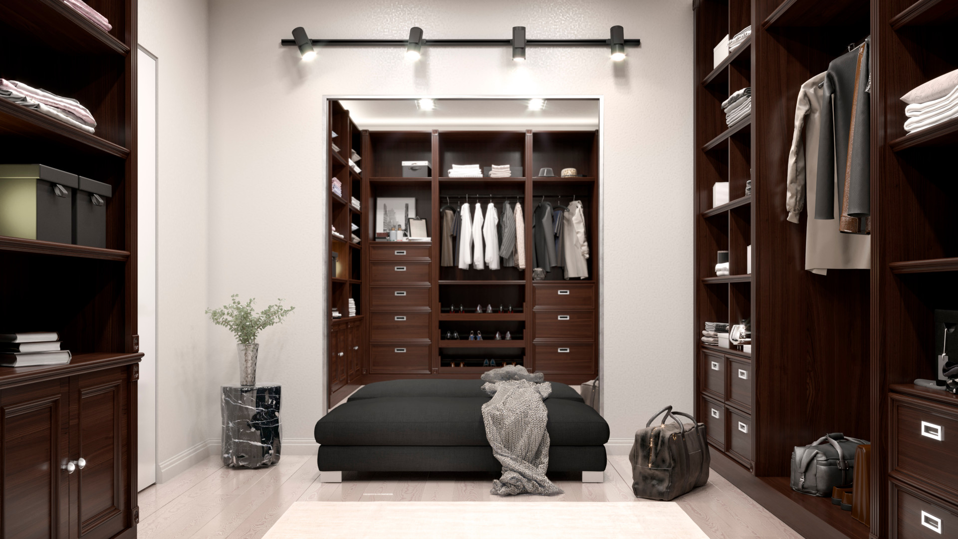 Awesome Walk In Closets Wall Closets Accessories For Closet Home Interior And Landscaping Dextoversignezvosmurscom